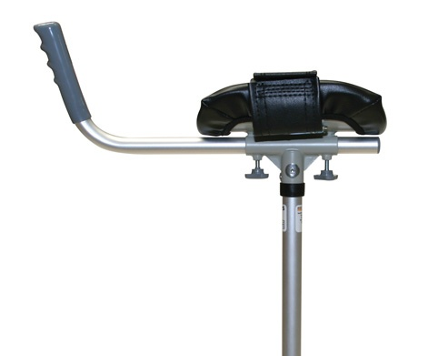 Crutches Gutter Cooper Forearm Adjustable Better Life