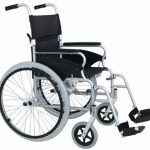 Crystal Lightweight Wheelchair