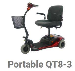 QT8-3 Cutie Scooter