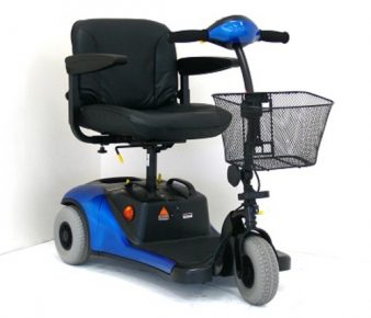 Shoprider GK9-3 Three Wheeled Scooter