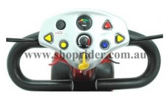 Shoprider 888IX Venturer Scooter Dash